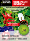 Fertilizante Universal