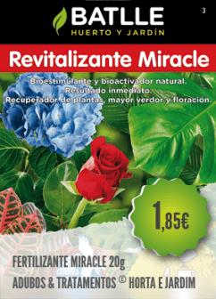 Fertilizante Miracle