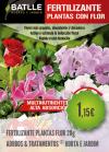 Fertilizante Plantas Flor