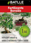 Fertilizante Bonsais