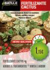 Fertilizante Cactos
