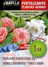 Fertilizante Plantas Ácidas