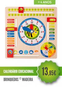 Calendário Educacional