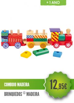Comboio Madeira