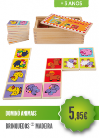 Dominó Animais