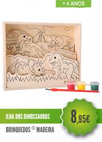 Ilha Dinossauros