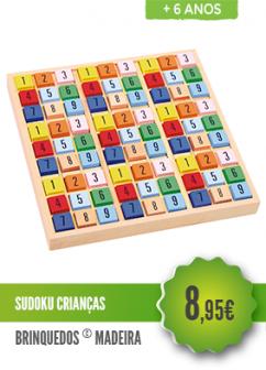 Sudoku Crianças