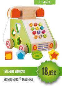 Telefone Brincar