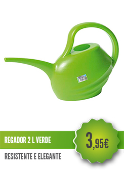 Regador 2L Verde