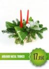 Arranjo Natal Tronco