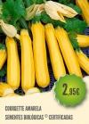 Courgette Amarela