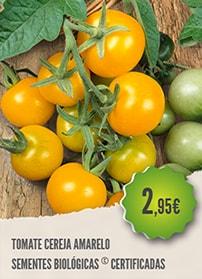 Tomate Cereja Amarelo
