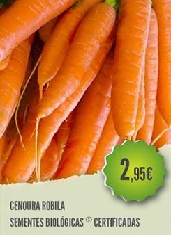 Cenoura Robila