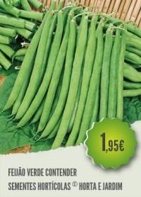 Feijão Verde Contender