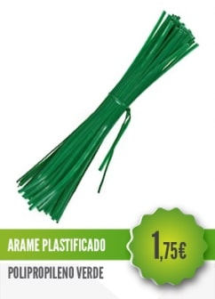 Arame Plastificado