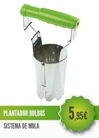 Plantador Bolbos
