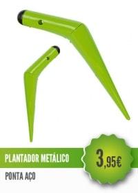 Plantador Metálico