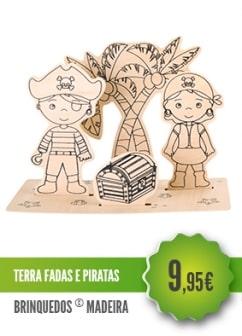 Terra Fadas Piratas